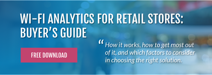 Wi-Fi Analytics Buyer's Guide - FREE DOWNLOAD