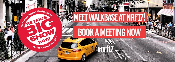 Book a meeting with Walkbase at NRF17