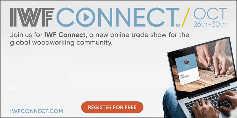 Partecipa a IWF Connect!