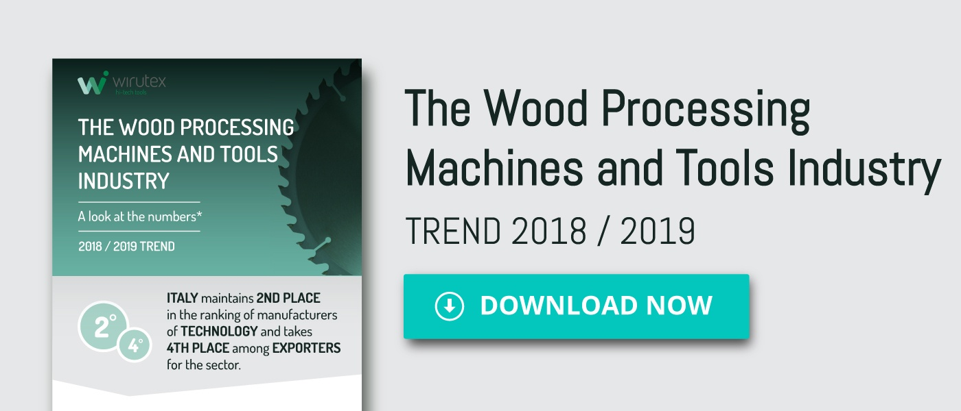 Download the infographic on the wooworking sector recent trends