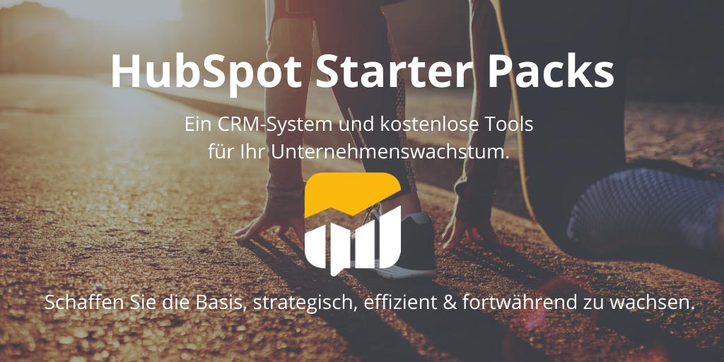 HubSpot Starter Packs