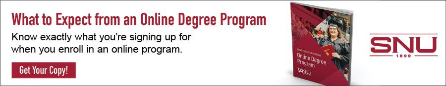 online degree program