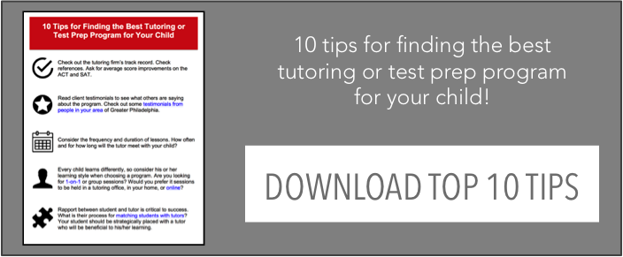 best test prep tutoring company