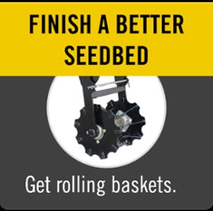 ETS Rolling Baskets