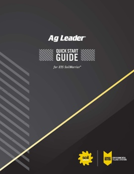 Ag Leader Quick Start Guide