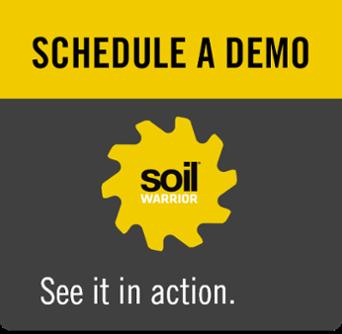 Schedule SoilWarrior Demo