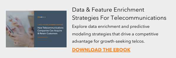Data & Feature Enrichment