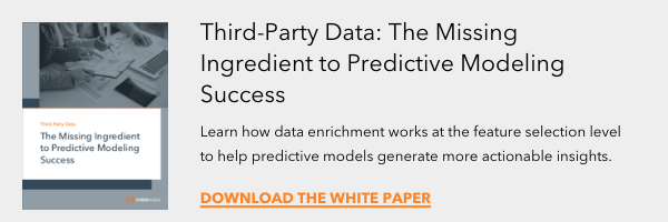 White Paper Download: The Missing Ingredient to Predictive Modeling Success