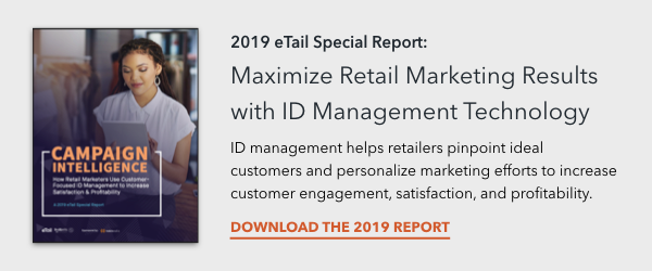 2019 eTail Special Report - Personalization and ID Management