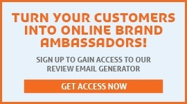 Turn your customers into online brand ambassadors