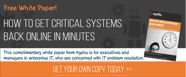 How to Get Critical Systems Back Online in Minutes
