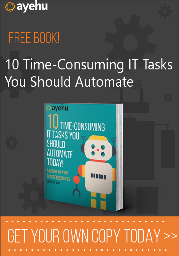 10 TIME-CONSUMING IT TASKS YOU SHOULD AUTOMATE!