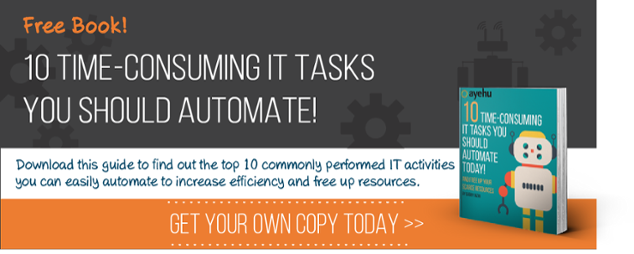 eBook: 10 time consuming tasks you should automate