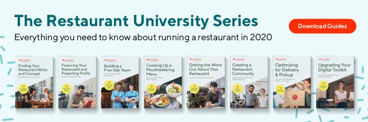restaurant university