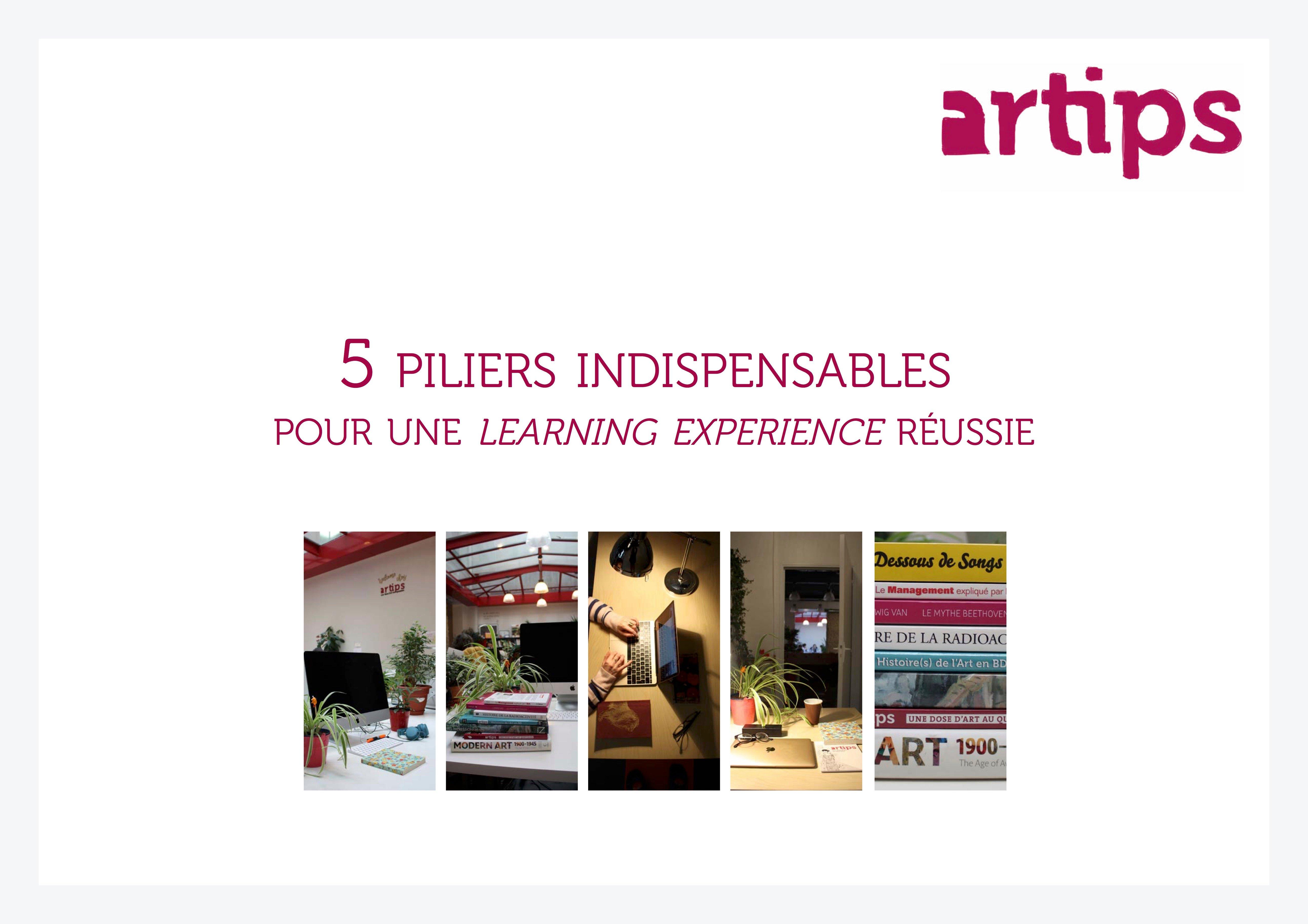 5 piliers indispensables pour une learning experience réussie
