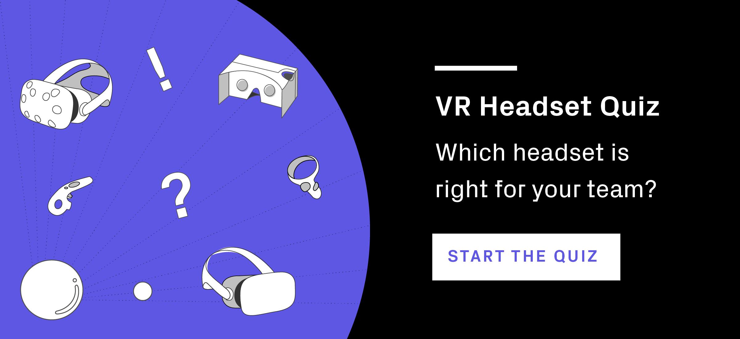 VR Headset Quiz