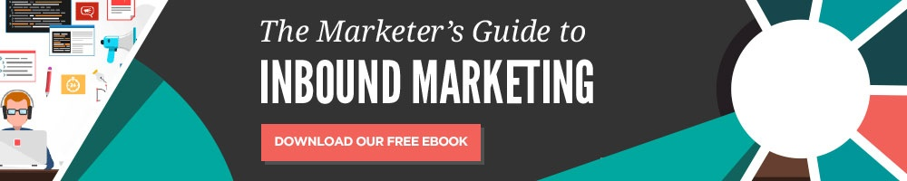Download the Marketers Guide to Inbound Marketing Ebook