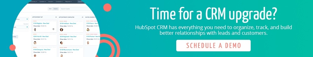 Time for a CRM upgrade?