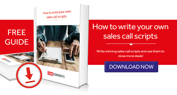 Free Guide: How to write your own sales call scripts