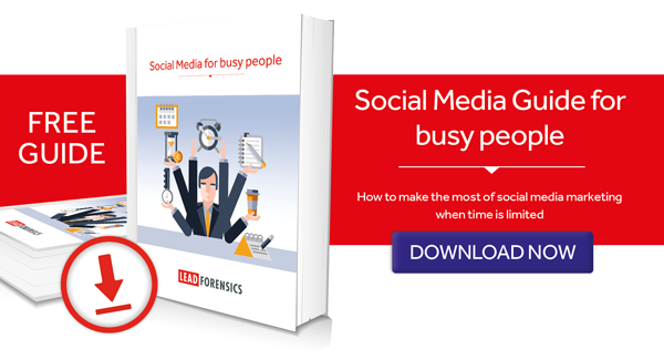 Social media for busy people ebook