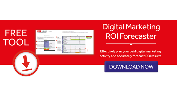 Marketing ROI Forecaster