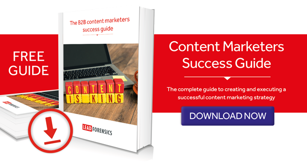 content marketers success guide