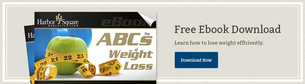 The ABCs of Weight Loss Ebook