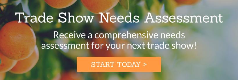 Trade Show Needs Assessment