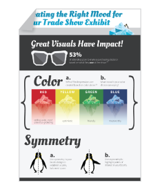 Creating the Right Mood for Your Trade Show Exhibit
