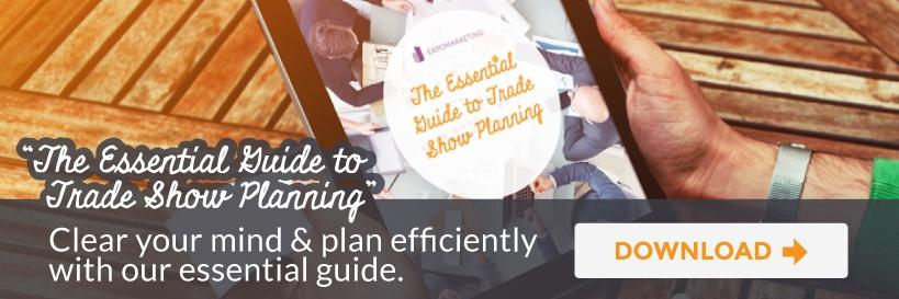 The Essential Guide to Trade Show Planning Ebook