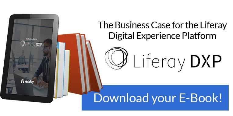 The Business Case for the Liferay Digital Experience Platform