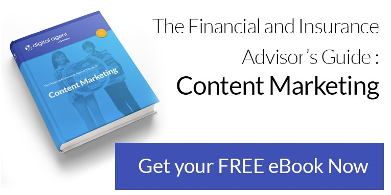 The Financial and Insurance Advisor's Guide to Content Marketing