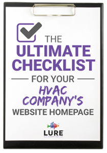 The Ultimate Checklist for your HVAC Company's Website Homepage