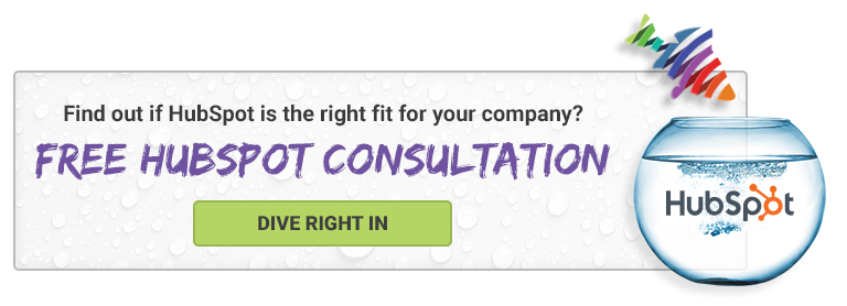 Free HubSpot Consultation. Dive Right In.
