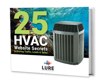 25 HVAC Website Secrets