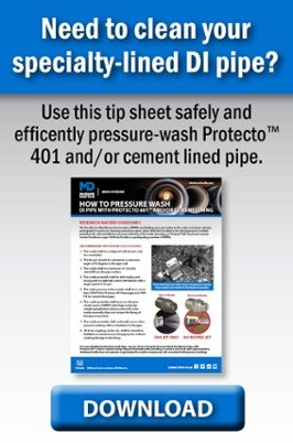 Download McWane Ductile Pressure Washing Tip Sheet