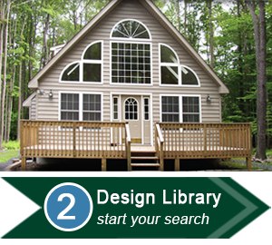 poconos-custom-home-design-library