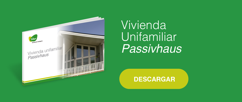 vivienda unifamiliar passivhaus