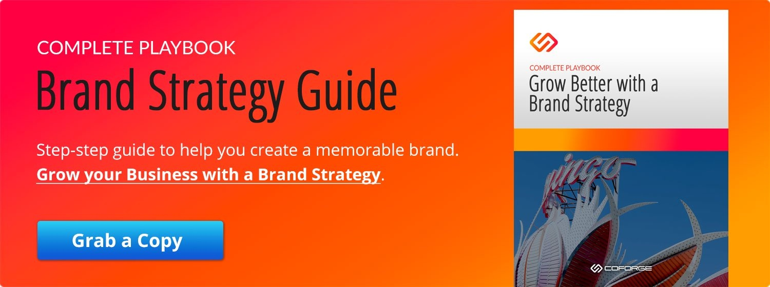 Grow your Business with a Brand Strategy
