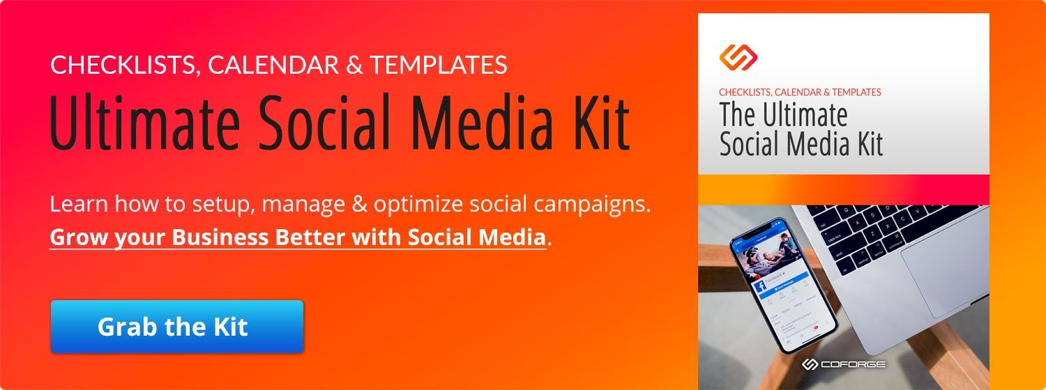 The Ultimate Social Media Kit - Grow your Business Better