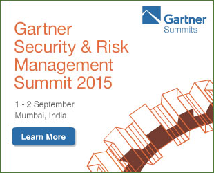 Gartner Security & Risk Management Summit 2015
