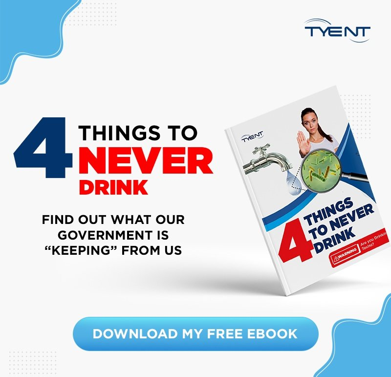 "4 Things to Never Drink - Find out what our government is ""keeping"" from us"