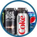 Dangers of drinking soda, diet, and energy drinks