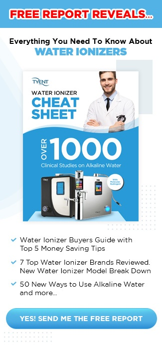 Free Water Ionizer Cheat Sheet