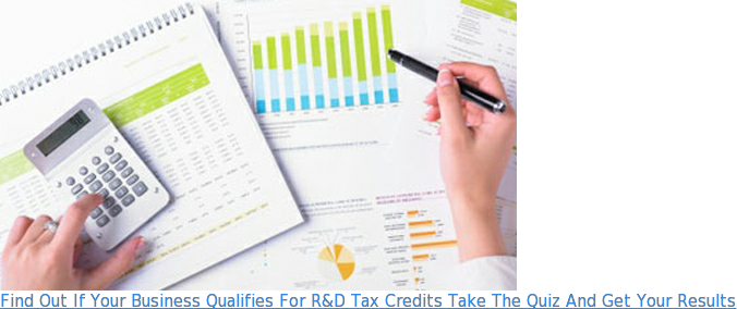 Find Out If Your Business Qualifies For R&D Tax Credits Take The Quiz And Get  Your Results