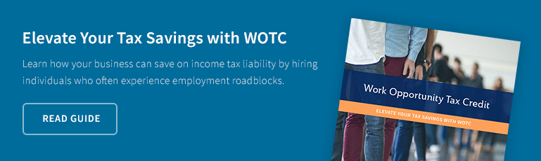 Elevate Your Tax Savings with WOTC