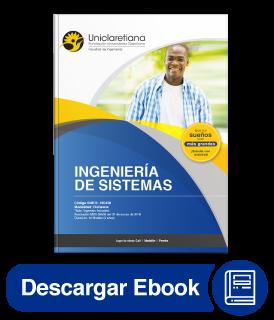 Uniclaretiana - Ebook Ingeniería de Sistemas a distancia
