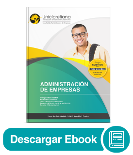 Uniclaretiana - Ebook Administración de Empresas a distancia