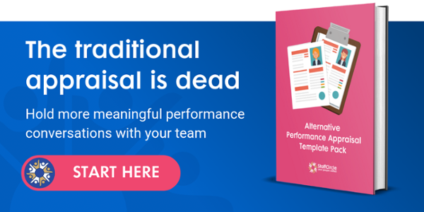 Download the performance management appraisal template pack