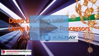 【デモ説明動画】Deep Learning with Many-core Processors